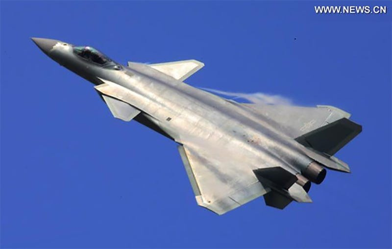 China's Answer To Stealth Air Combat Has Arrived