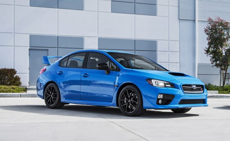 Illustration for article titled Should I trade in my 2013 WRX for a 2015 WRX STi