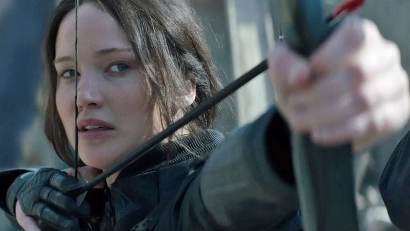 Illustration for article titled Jennifer Lawrence is attached to star in Spielberg's war photographer movie