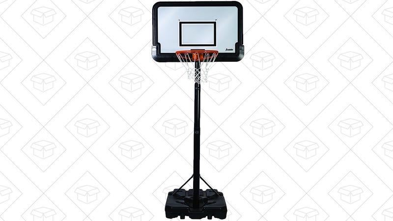Franklin Sports Basketball Hoop, $130
