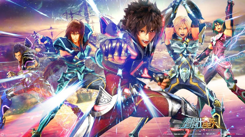 Illustration for article titled The pilot of the 90´s Live Action Saint Seiya project has been leaked