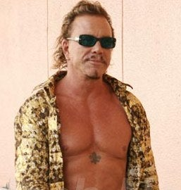 Illustration for article titled Mickey Rourke Will Do Power Armor Wrestling In Iron Man 2
