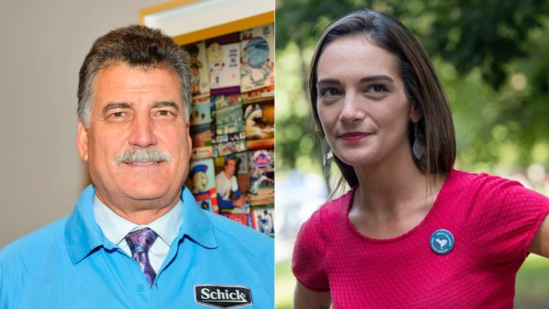Illustration for article titled NY State Senate Candidate Julia Salazar Was Once Involved In Bizarre Legal Dispute With Keith Hernandez And His Ex-Wife