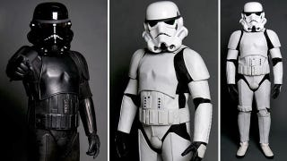 Illustration for article titled Leather Armor For Stormtroopers Who Prefer Harleys Over Speederbikes