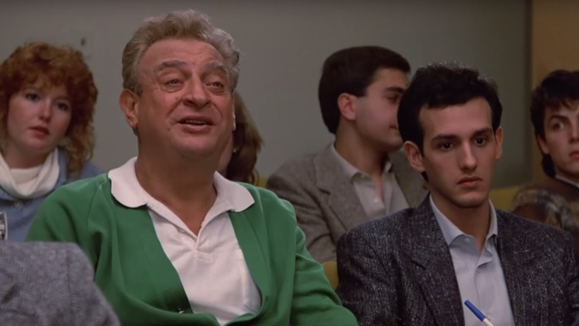 Rodney Dangerfield's Back To School is becoming a reality show