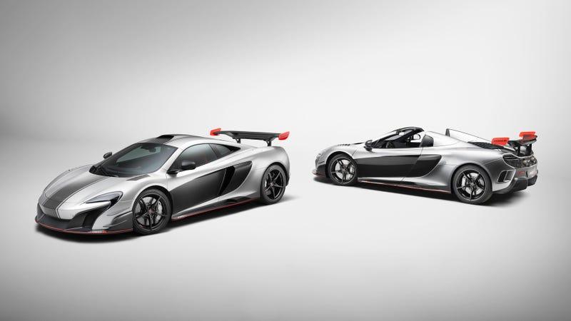 All images via McLaren