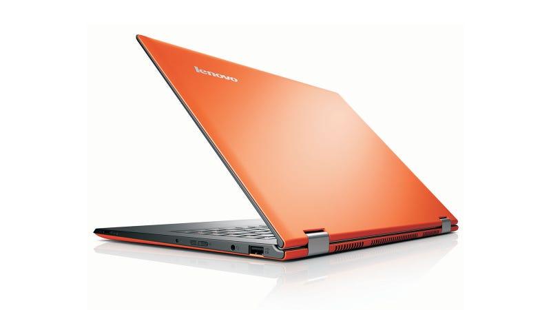 Illustration for article titled Lenovo Yoga 2 Pro: uno de los mejores convertibles, aún más refinado