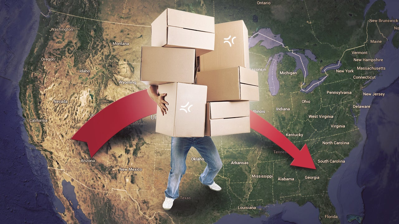 Seven Things I Learned After Moving Across the Country