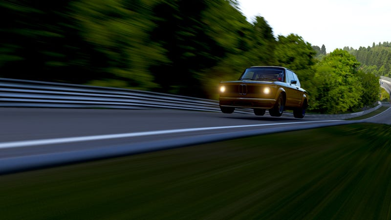 Illustration for article titled File Under: Things Only Possible in Forza 6