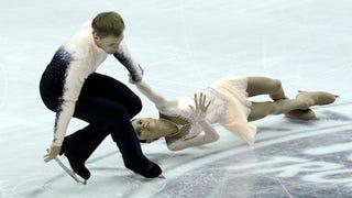 Illustration for article titled Skater Gets The Cold Shoulder