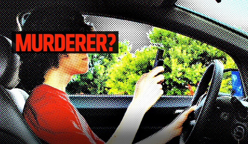 Illustration for article titled Texting And Driving Got A Teen A Year In Jail