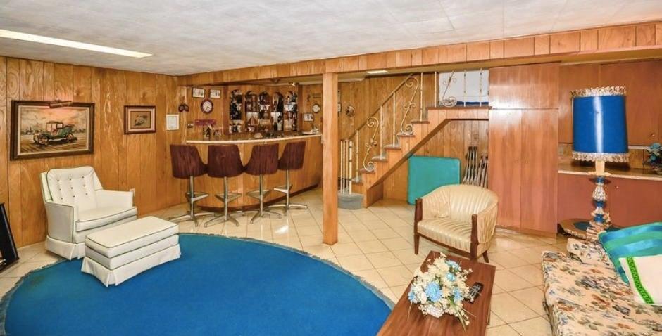 1950 home interior