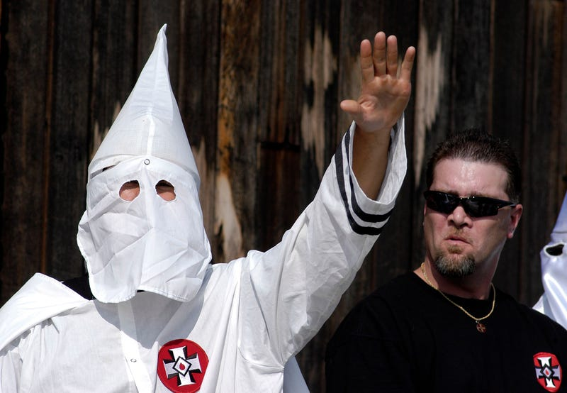 Illustration for article titled Virginia Newspaper Runs KKK Flyer on Its Front Page. Who Thought This Was a Good Idea?