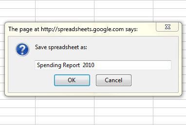 Illustration for article titled Track Your Spending with Gmail and Google Docs