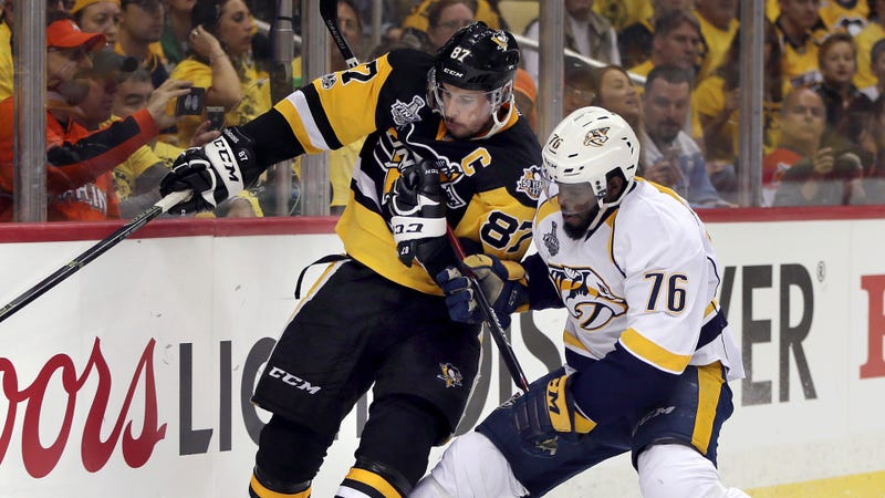 Nashville Predators win Game 4 of the Stanley Cup Final, 4-1