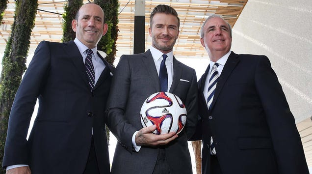 A Brief History Of David Beckham's Futile Attempts To Build An MLS Stadium In Miami