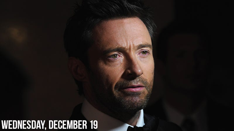 Illustration for article titled Hugh Jackman on Grieving After His Wife's Miscarriages