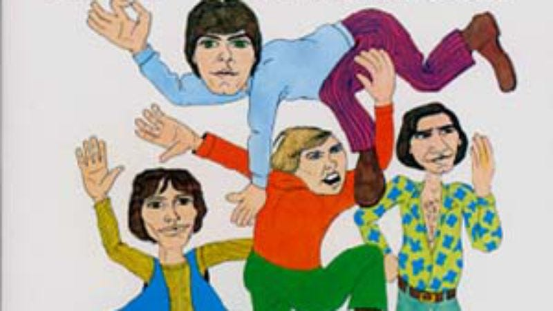 Illustration for article titled The Young Rascals: Groovin'