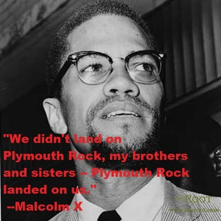Malcolm X (Library of Congress)