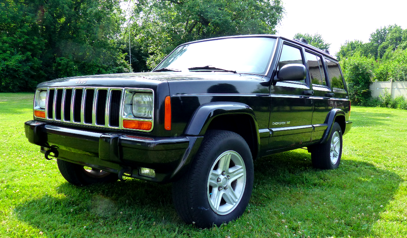 Illustration for article titled I Just Bought a Low-Mileage Jeep Cherokee for $500 and It Is the Ultimate Winter Beater