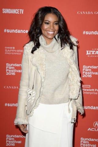 Gabrielle UnionNicholas Hunt/Getty Images for Sundance Film Festival