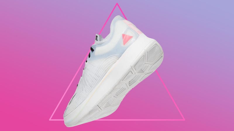 timeless design 84e72 b0349 Illustration for article titled Pride for Profit  Nike Catches Criticism  for Using the Pink Triangle