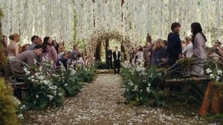Illustration for article titled How Much Did The Twilight: Breaking Dawn Wedding Cost?