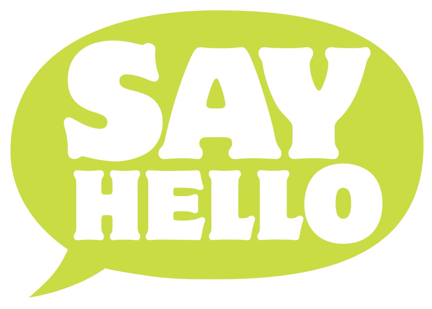 Say hi rencontre