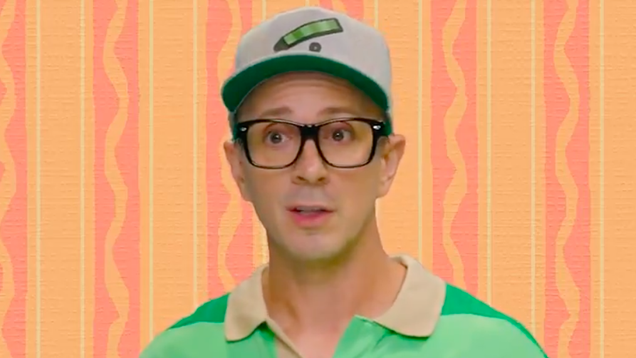 Steve From Blue s Clues Is Sorry for Ghosting You