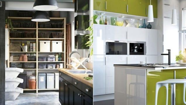 Ikea Uses Fake Digitally Created Rooms Inside Its Catalog