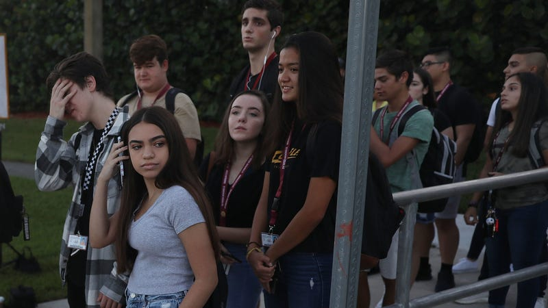Illustration for article titled It's the First Day of School for Parkland Students, But Nothing Is the Same