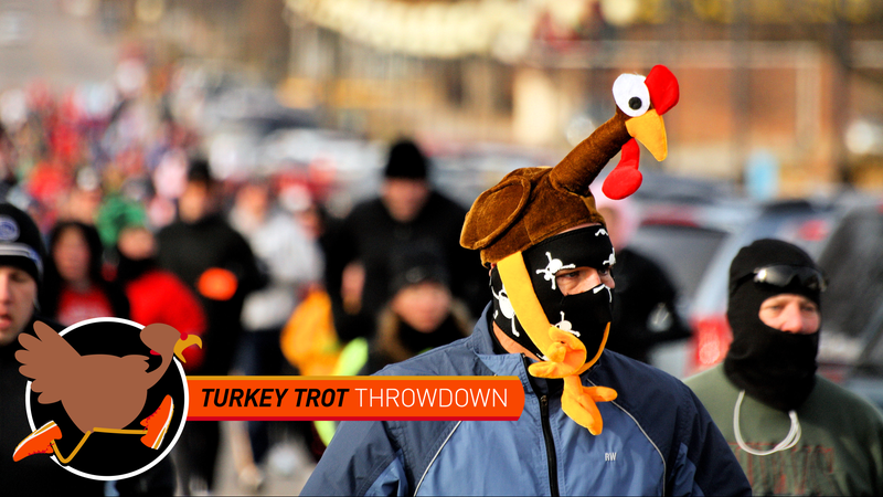 Illustration for article titled Turkey Trot Throwdown, Week 7: The Final Countdown