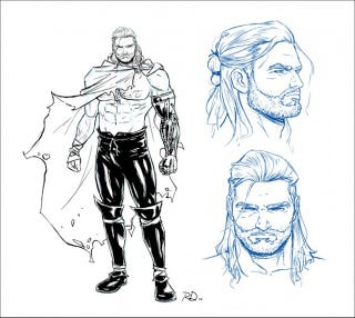 Illustration for article titled Here's What Thor Will Look Like Now That He's No Longer Thor