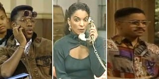 Kadeem Hardison (YouTube); Jasmine Guy (YouTube); Darryl M. Bell (YouTube)