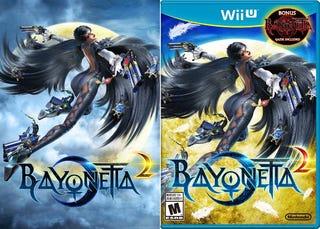 Illustration for article titled Why Hideki Kamiya Hates the Bayonetta 2 Wii U Box