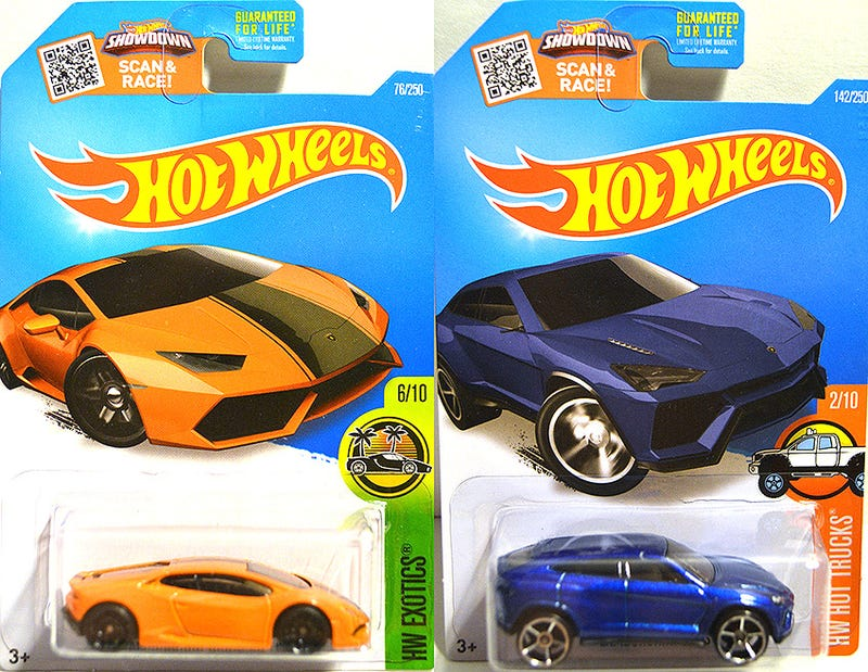 This Is The First Batch Of 2016 Hot Wheels Models