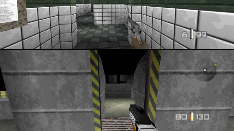 Screenshot: GoldenEye 007