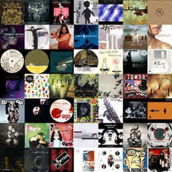 Diy Hang Your Itunes Album Covers On Your Wall
