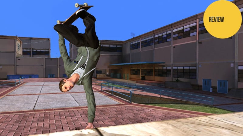 Illustration for article titled Tony Hawk HD: The Kotaku Review