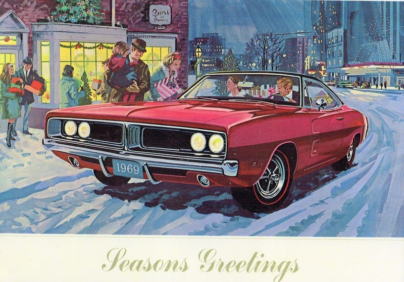 Illustration for article titled Holiday Greetings, Oppoverse