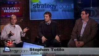 Illustration for article titled Totilo Talks The Top Games Of 2010 On Fox's Strategy Room
