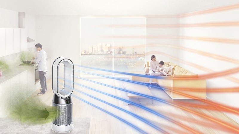 Dyson Pure Hot+Cool Fan Heater
