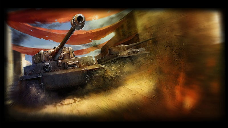 Illustration for article titled Chinese Game Accused Of Stealing From World Of Tanks