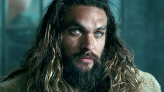 Jason Momoa, ready to keep playing Aquaman.