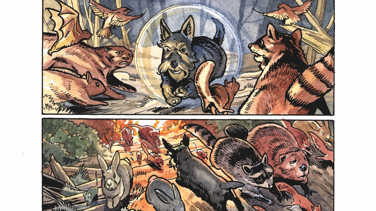 beasts of burden returns for a new horror adventure in this
