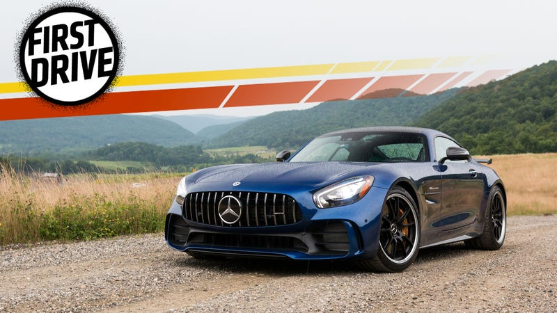 The 2018 Mercedes Amg Gt R Puts An Evil Voice In Your Head