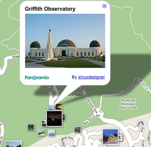 Illustration for article titled Google Maps Integrates Wikipedia, Geotagged Photos