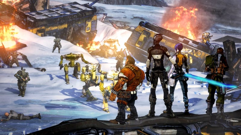 How To Split-Screen Borderlands 2 On A Single PC