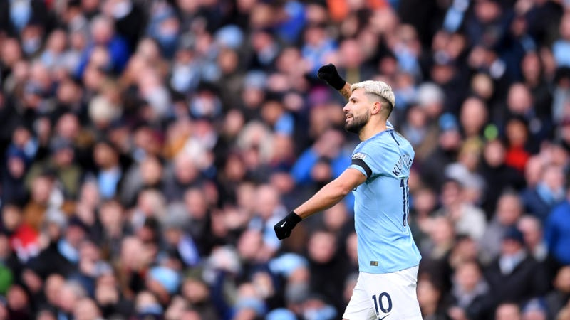 Illustration for article titled Sergio Agüero Is The Greatest Premier League Goalscorer Ever