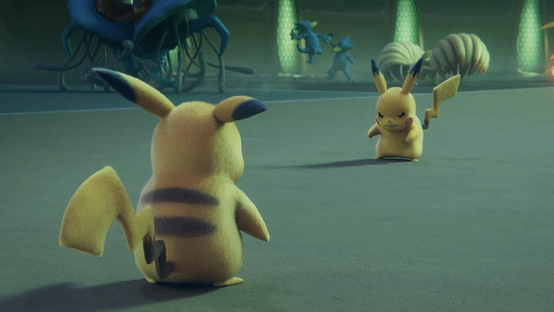 In the Latest Trailer For Mewtwo Strikes Back, Begun, the Clone Wars Have